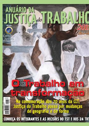 Anuário da Justiça do Trabalho 2013