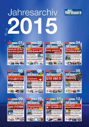 PCGH Jahresarchiv 2015