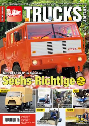 TRUCKS & Details Ausgabe 04/2017