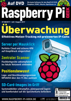Raspberry Pi Geek 07-08/2017