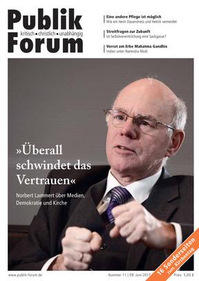 Publik-Forum, 11/2017