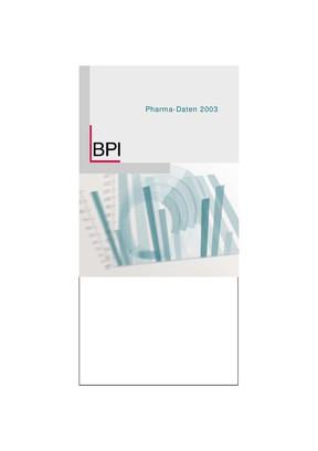 Pharma-Daten 2003
