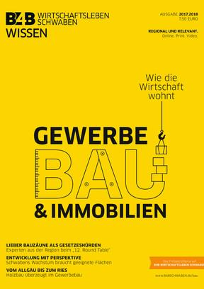 B4B Wirtschaftsleben Schwaben Wissen – Gewerbebau & Immobilien