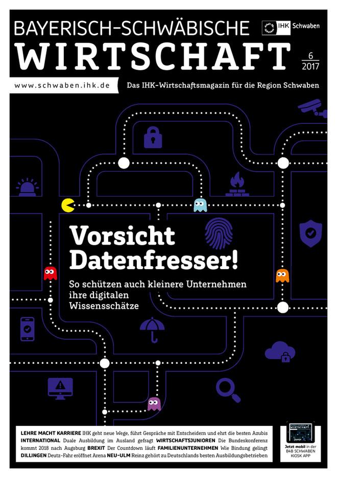 Bayerisch-Schwäbische Wirtschaft 06/2017