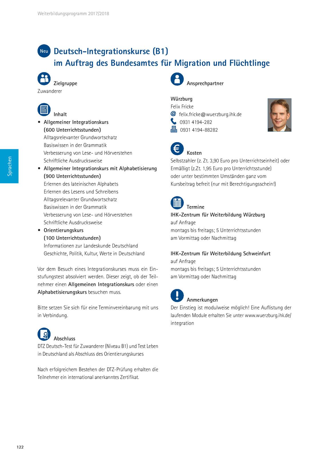 IHK Weiterbildungsprogramm 2017-2018   B4B MAINFRANKEN Kiosk