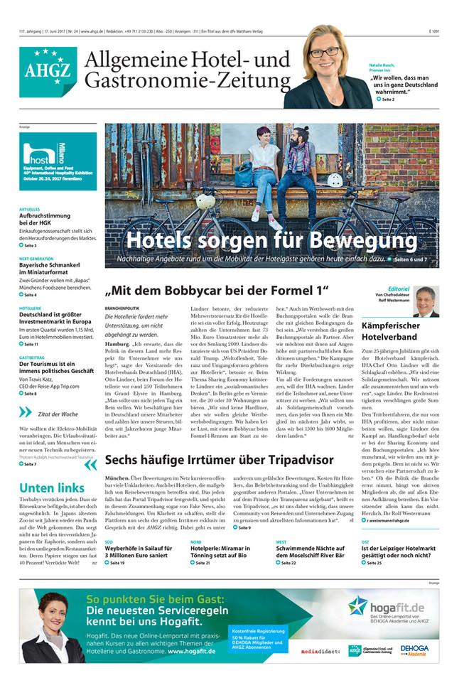 Ausgabe 24 / 2017