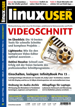 Linux User 07/2017