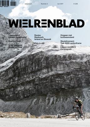 Wielrenblad #2 2017
