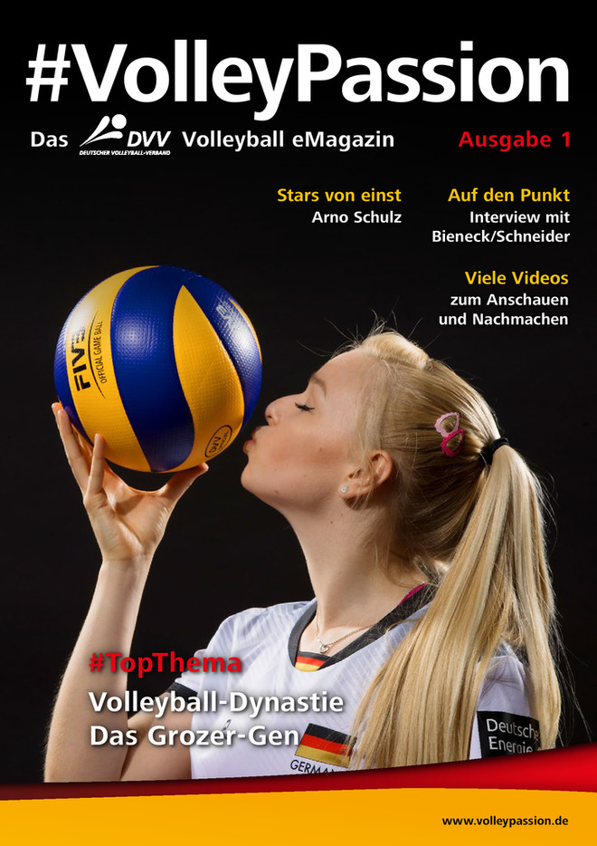 #VolleyPassion