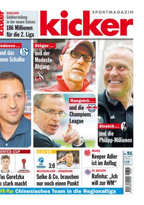 kicker 51/2017