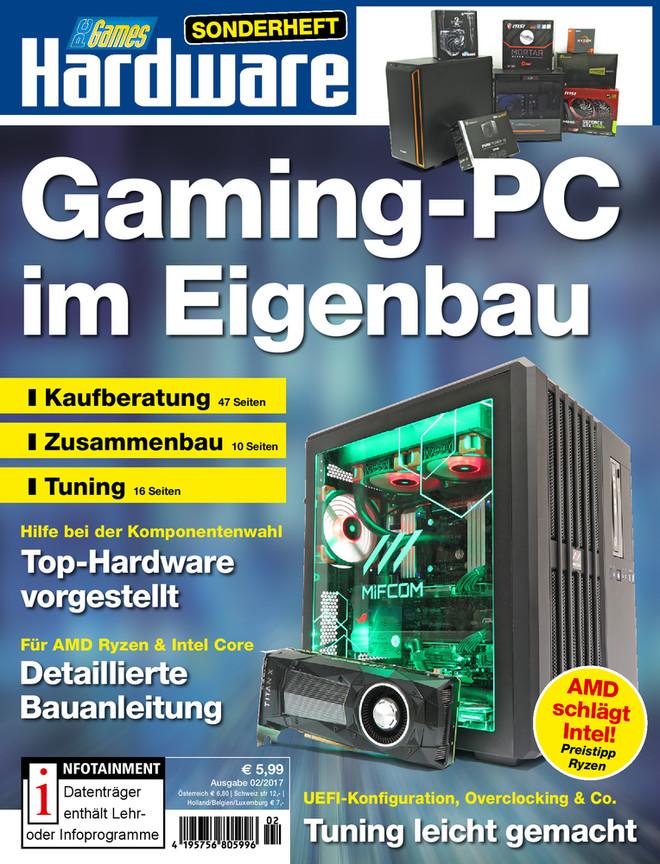 Gaming-PC im Eigenbau: Kaufberatung, Zusammenbau, Tuning