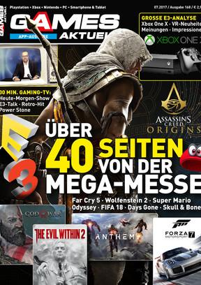 Games Aktuell 07/2017 GA