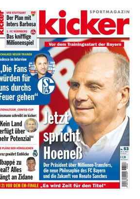 kicker 53/2017