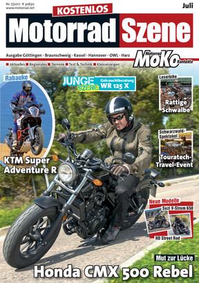 MotorradSzene MoKo 07/17