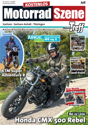 MotorradSzene Treff 07/17