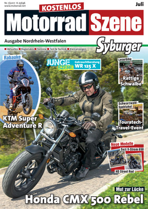 MotorradSzene Syburger 07/17