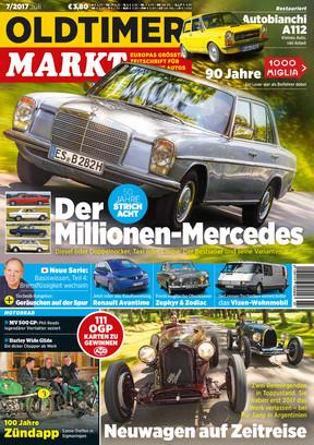 Oldtimer Markt 7/2017