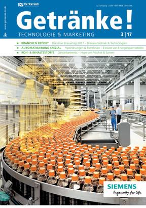Getränke! Technologie & Marketing 3/17