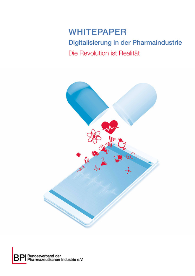 Whitepaper - Digitalisierung in der Pharmaindustrie