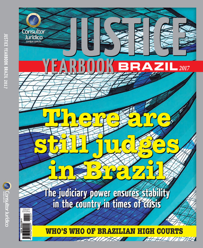 Brazil Justice Yearbook 2017