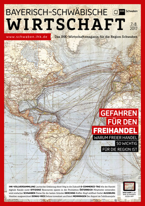 Bayerisch-Schwäbische Wirtschaft 07-08/2017
