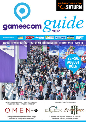 gamescom guide 2017 GA