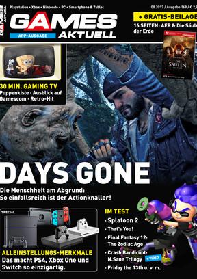 Games Aktuell 08/2017 GA