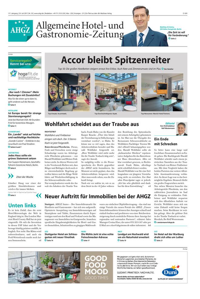 Ausgabe 30 / 2017