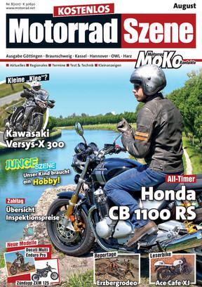 MotorradSzene MoKo 08/17