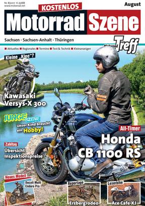 MotorradSzene Treff 08/17