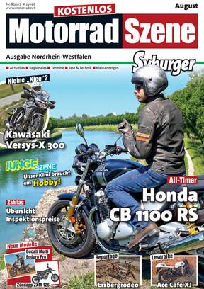 MotorradSzene Syburger 08/17