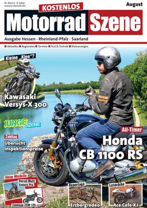 MotorradSzene 08/17