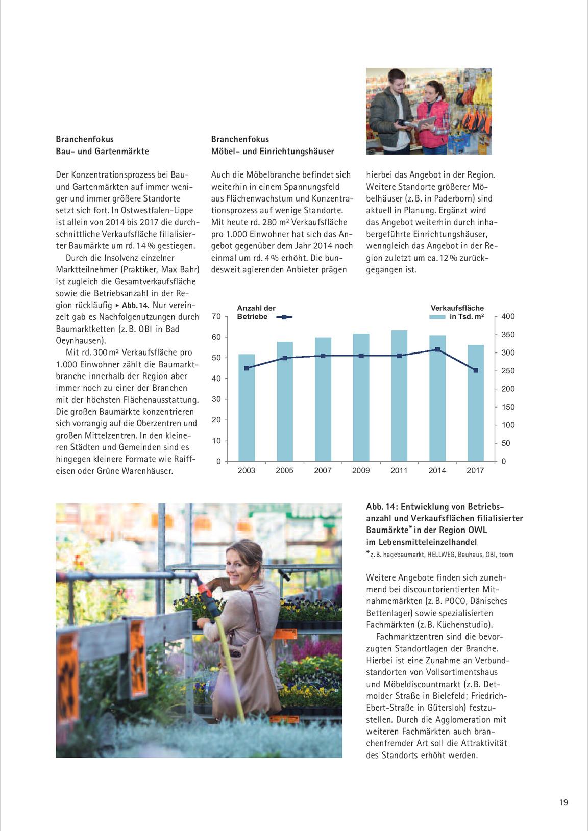 Ihk Handelsreport 2017 Ihk Bielefeld Ostwestfalische Wirtschaft
