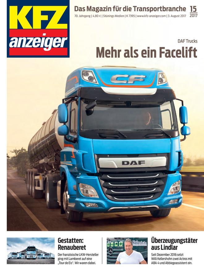 KFZ-Anzeiger 15/2017