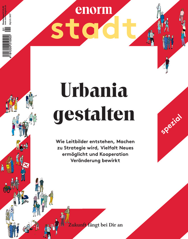Urbania gestalten