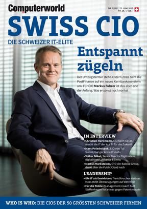 Computerworld 7_2017_Swiss CIO