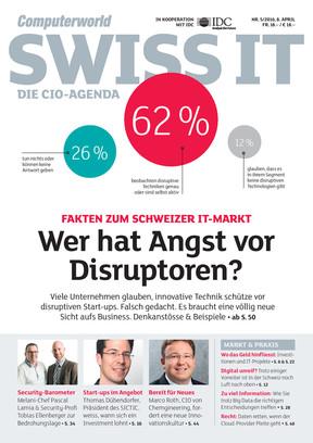 Computerworld 5_2016_Swiss IT