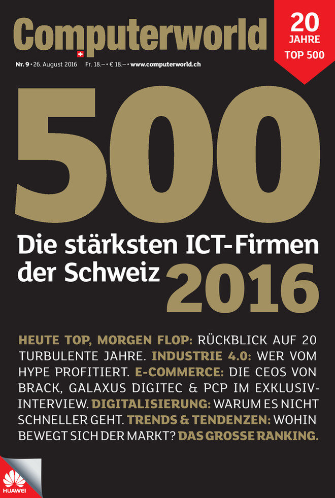 Computerworld 9_2016_Top 500