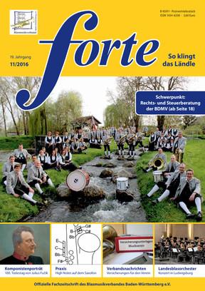 Forte 11/2016