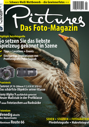 Pictures Magazin 09/2017