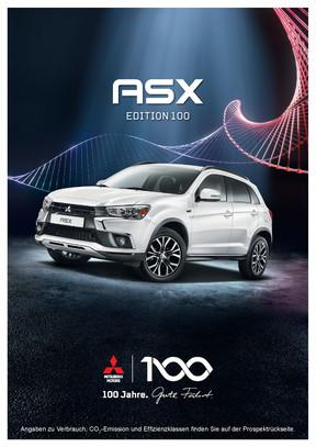 ASX Edition 100 Sondermodellprospekt 08/2017