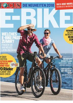 FOCUS E-Bike Sonderheft