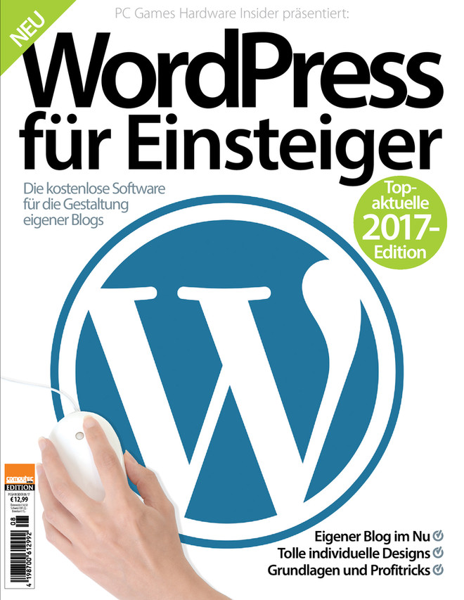 WordPress für Einsteiger (Nr. 2)