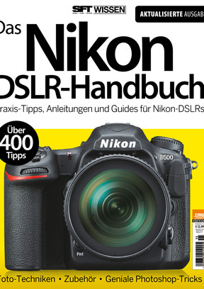 Das Nikon-DSLR-Handbuch (Nr. 6)