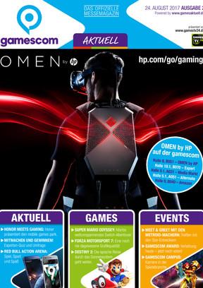 gamescom AKTUELL 02/2017 GA