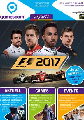 gamescom AKTUELL 03/2017 GA GA