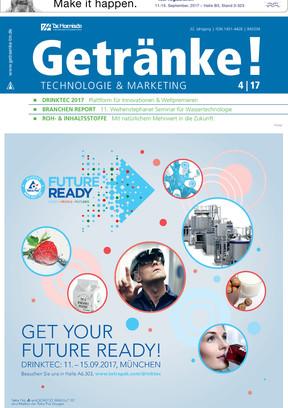 Getränke! Technologie & Marketing 4/17