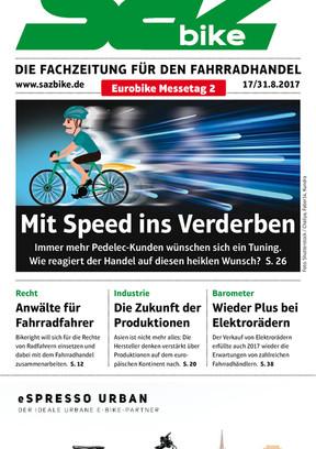 17/2017 Eurobike Messetag 2