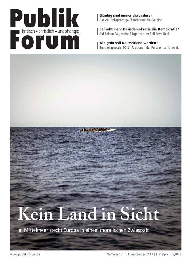 Publik-Forum, 17/2017