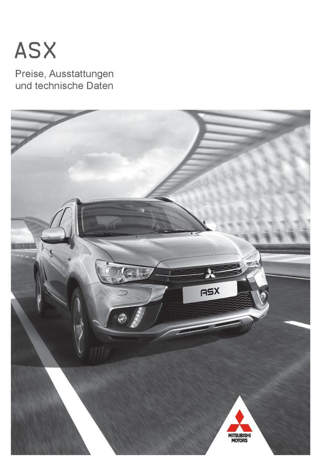 ASX Preis- / Datenblatt 09/2017
